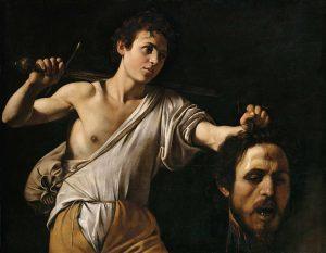 Baroque's Bad Boy - Caravaggio