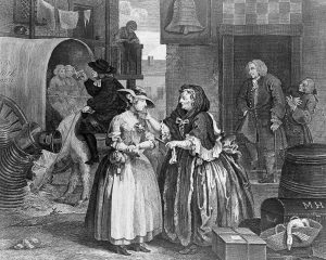 Hogarth's Harlots