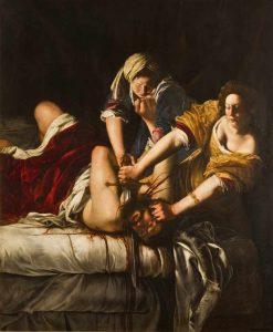 Power, Pain & Passion: Artemisia Gentileschi